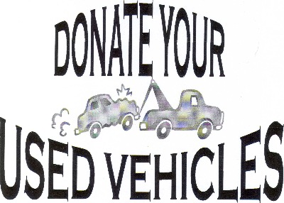 Donate Used Vehicles!!!